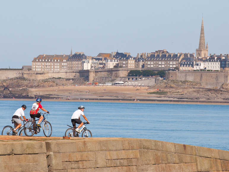 week end a velo saint brieuc saint malo